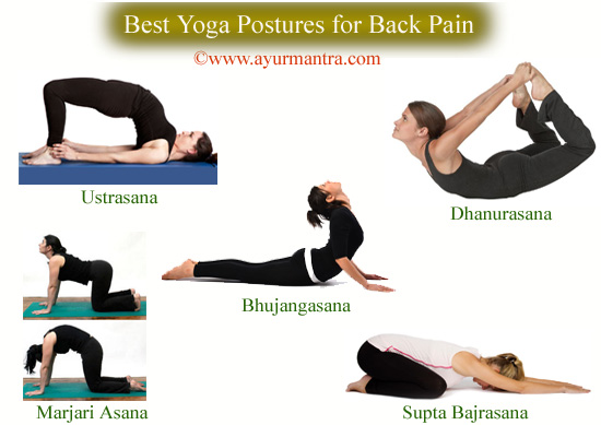 10 Yoga Poses For Again Pain Back Pain Wizard
