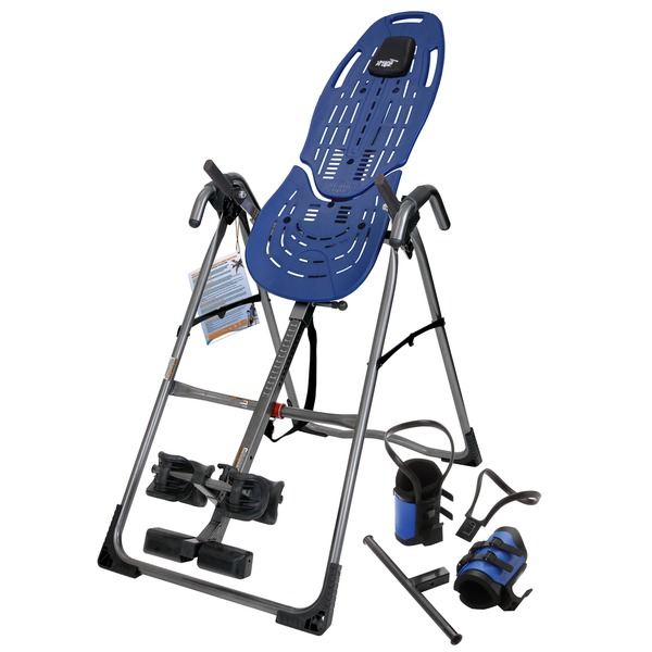 ... -560 Sport Edition Inversion Table Gravity Boots\/Back Pain Relief DVD