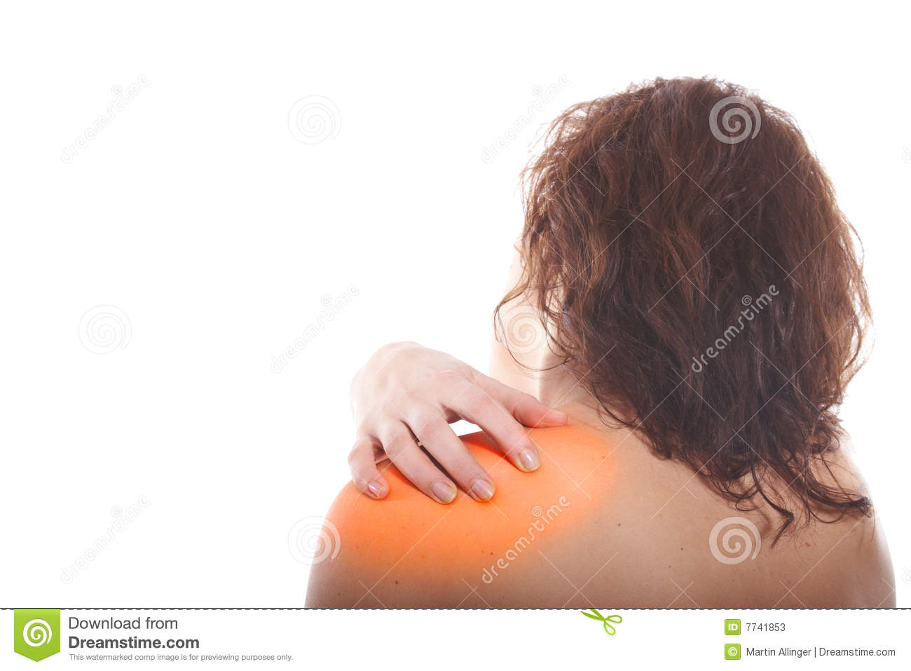 Burning Pain Stock Photos - Image: 7741853