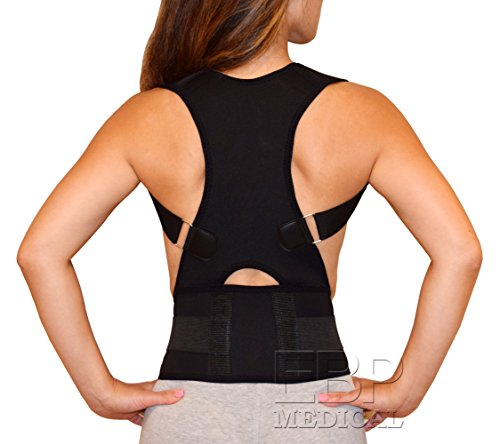 Often with poor posture causing upper back pain, the lower back area ...