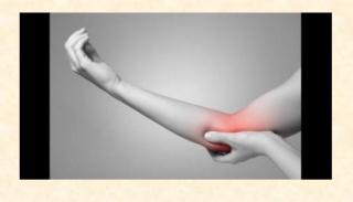 How to kt tape for outer elbow pain
