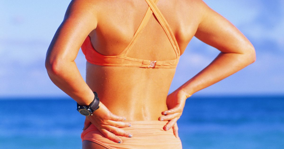 How to improve your spinal alignment - eHow UK
