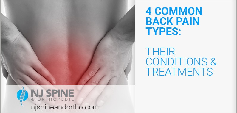 Common Back Pain Types and What They Could Mean For You - NJ Spine ...