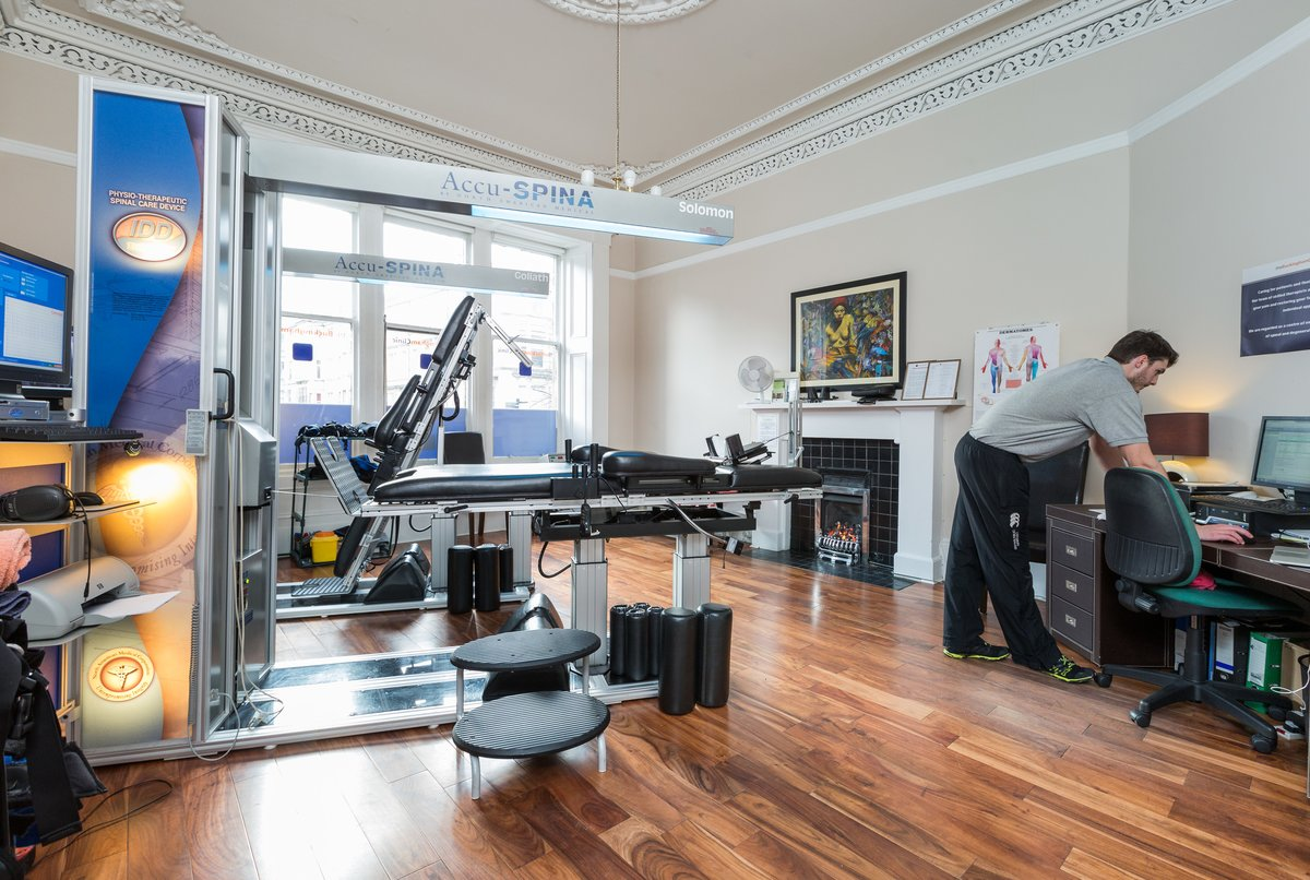 The Buckingham Clinic - Glasgow - Private Osteopathic Clinic in ...