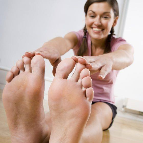 ... Tip: Grab Those Toes To Relieve Back and Knee Pain! - Ocean 98.5