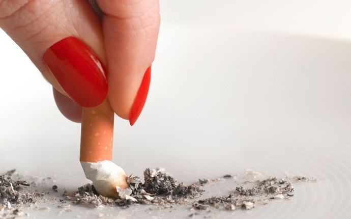 how to treat back pain - quit smoking