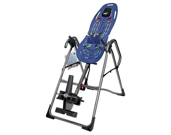 ... EP-960 Ltd Inversion Table w\/ Back Pain Relief Kit - Sports