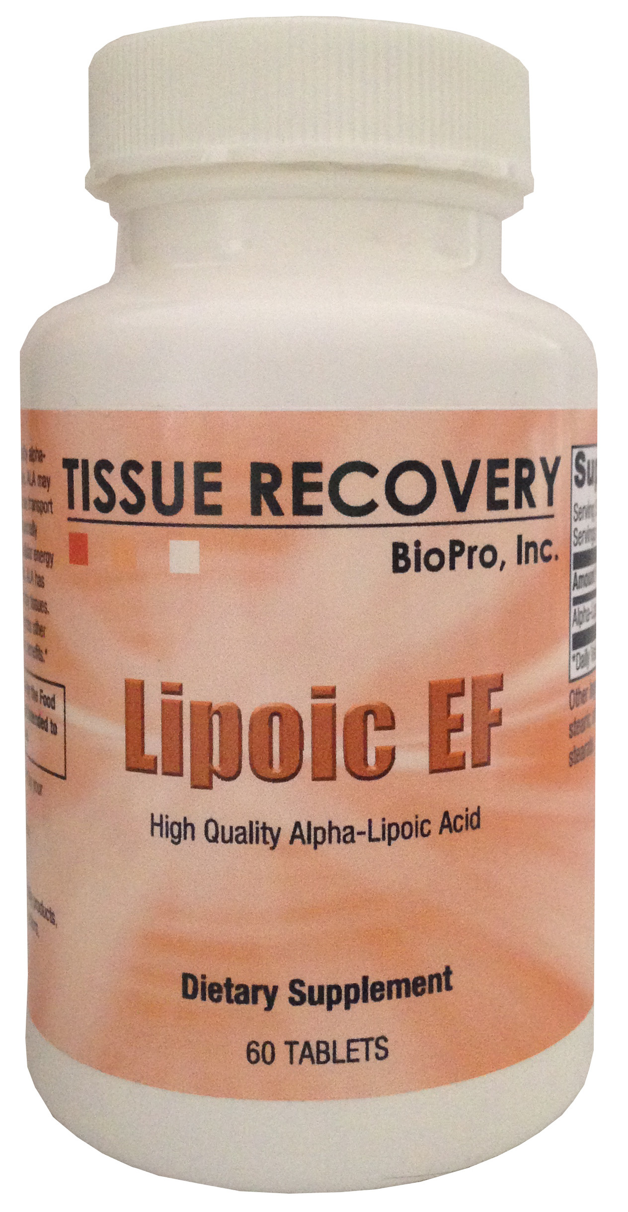 Research has documented that 600 mg alpha lipoic acid taken as one ...