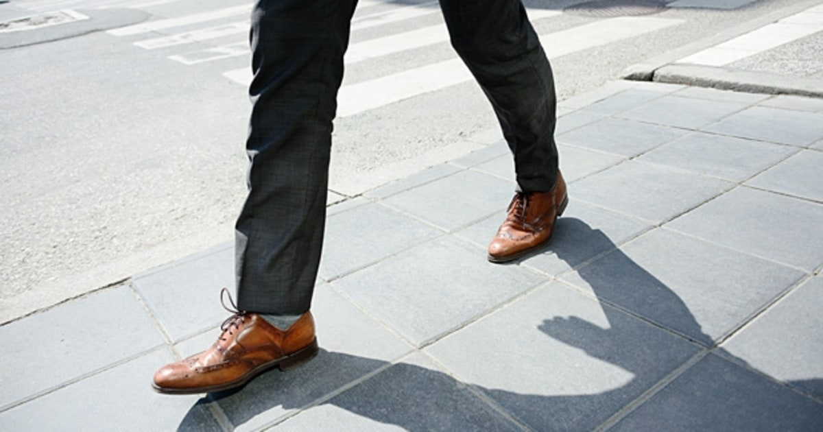 Walking can help. - Five Ways to Prevent Low-Back Pain - Men