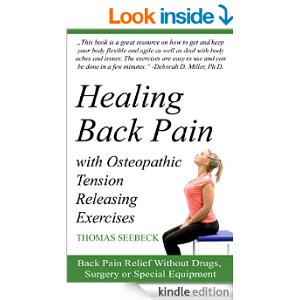 Back Pain with Osteopathic Tension Releasing Exercises: Back Pain ...