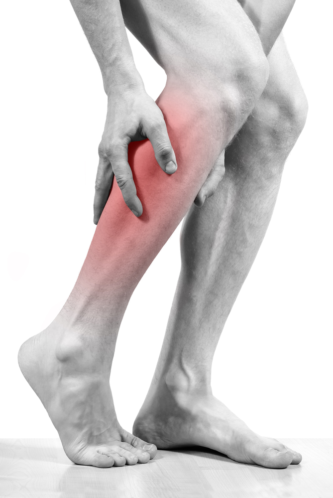 leg pain can result from a many different lower leg conditions this ...