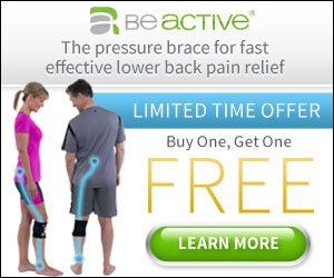 ... Sciaticia Leg Brace Offers Instant Pain Relief - As Seen On TV Items