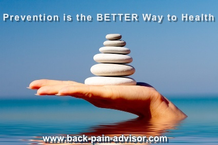 Back Pain Prevention - Are You Fit AND Healthy?