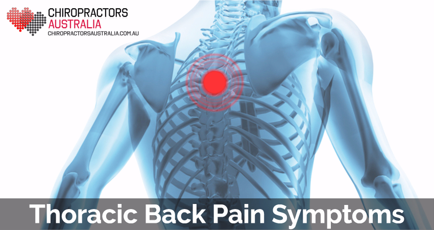 Thoracic Back Pain Symptoms