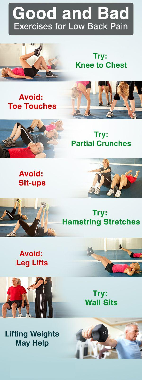 ... for Lower Back Pain Caused by Sitting (VIDEO) - Grab Your Healthy