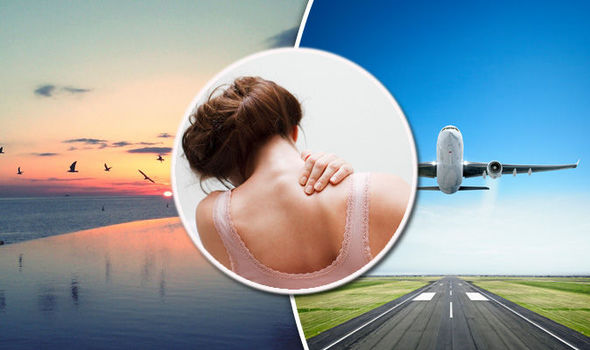 back pain RUIN your summer holiday with these top health tips - Travel ...