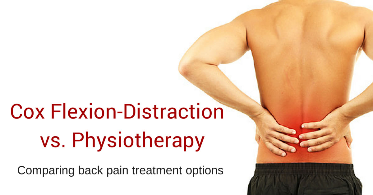 ... \/ Back Pain \/ Flexion-Distraction vs Physiotherapy for Low Back Pain