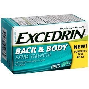 Excedrin Extra Strength Back