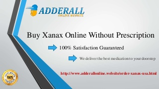 Buy Xanax online Overnight legally at AdderallOnline in all USA