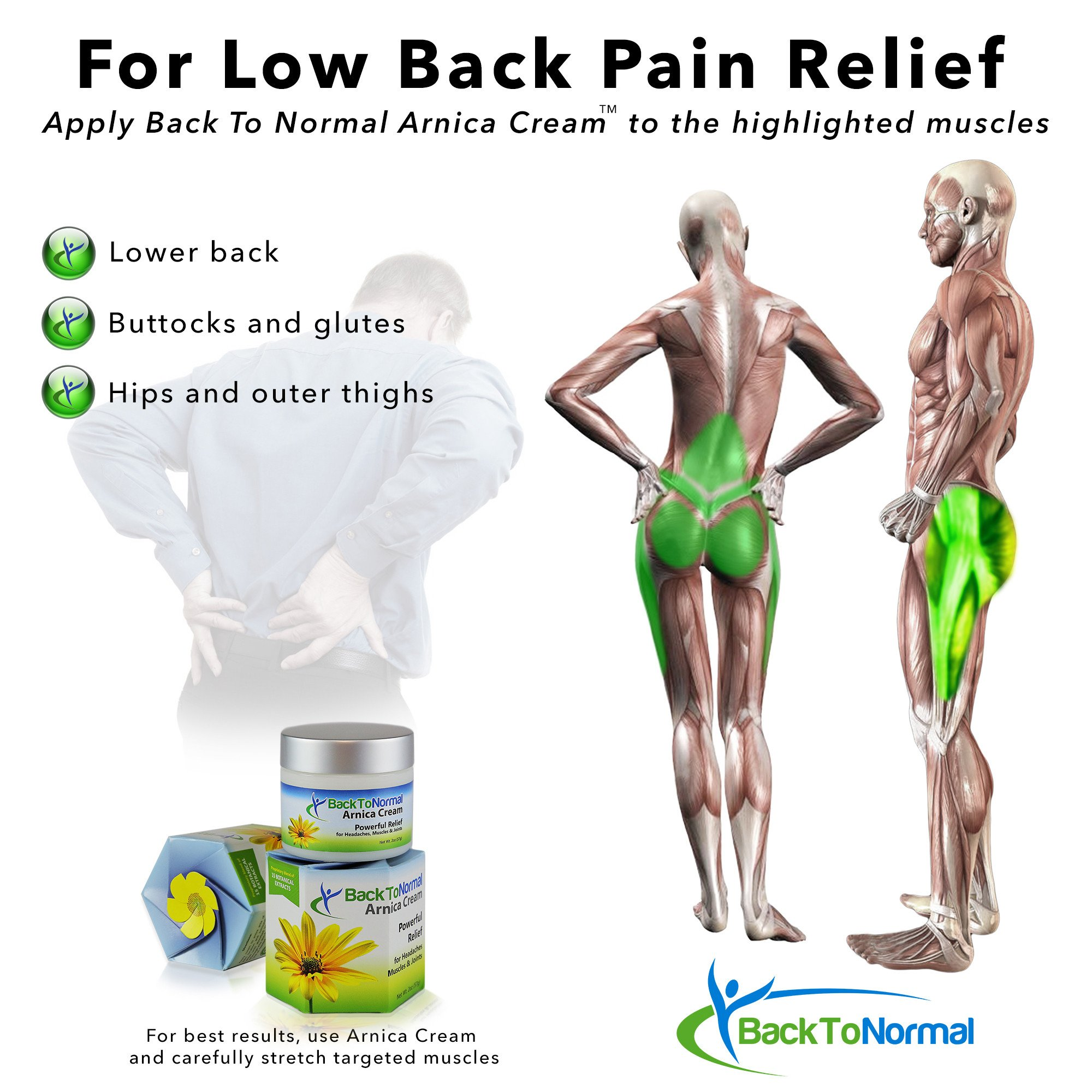 Back To Normal Arnica Cream Low Back Pain Relief.jpg?v=1455145170