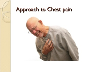 24 approach to chest pain