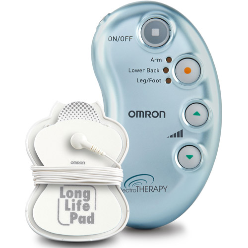 Omron ElectroTHERAPY Pain Relief Device PM3030 - Walmart.com