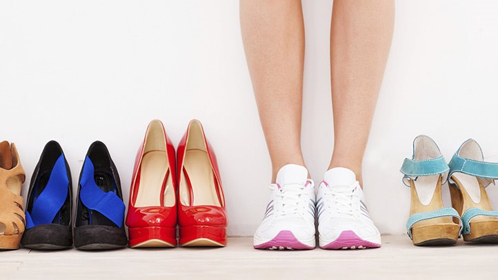 The Best and Worst Shoes for Back Pain - Everyday Health