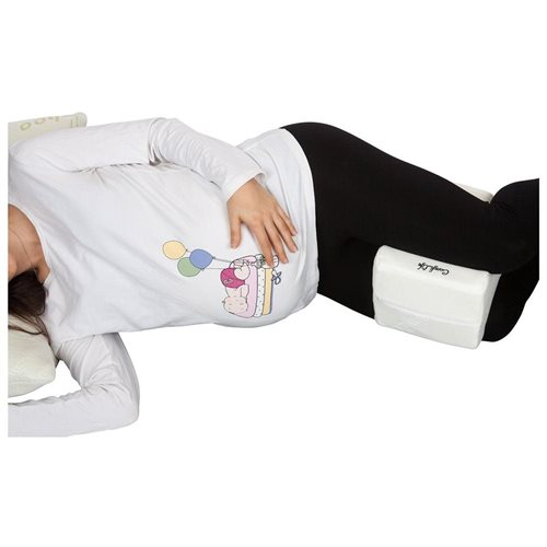 Orthopedic Knee Pillow for Sciatica Relief, Back Pain, Leg Pain ...