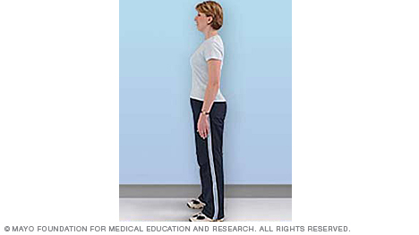 Slide show: Prevent back pain with good posture - Mayo Clinic