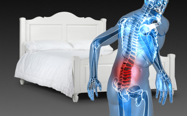 Wheelock Home Medical - Chronic Back Pain