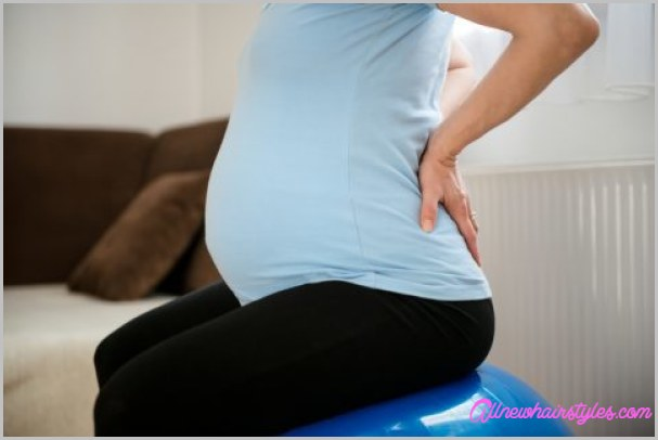 Exercises For Lower Back Pain During Pregnancy - All New Hairstyles
