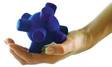 ... Ball - Massage tool for back pain and sore tight muscle pain relief