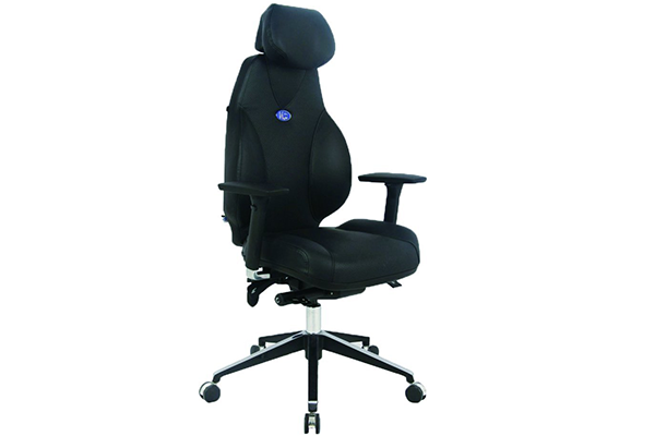... Hottest High Back Ergonomic Multi-function Luxury Leather Office Chair