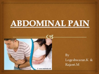 Abdominal pain, liver toxicity