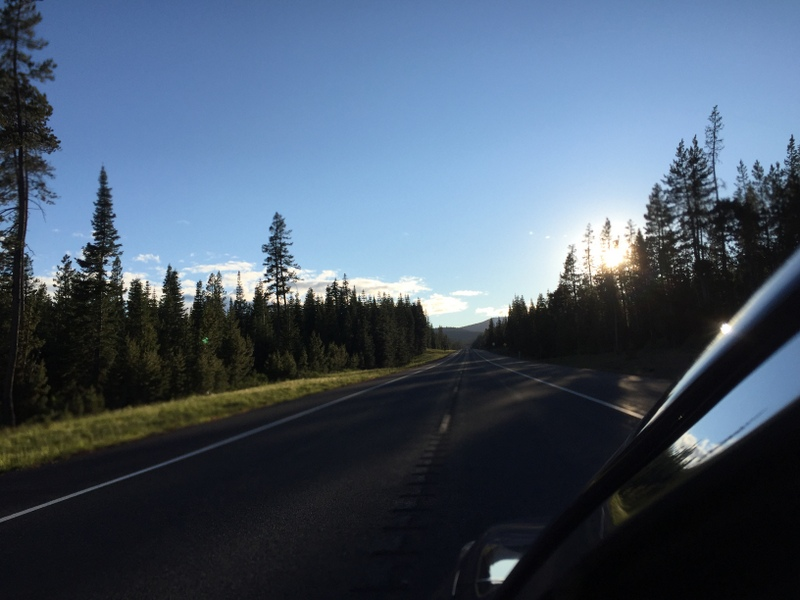 Road tripping to Bend and beyond.