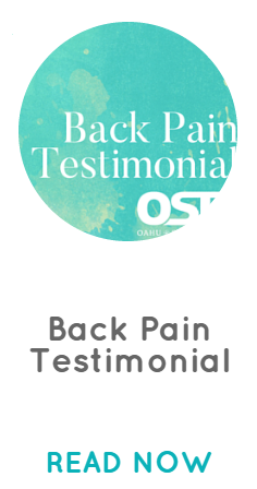Back Pain or Kidney Infection? - Oahu Spine