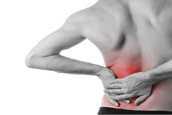in lower back pain from cancer spread to the lymph nodes in the back ...
