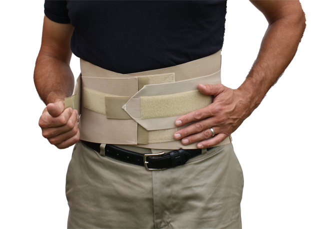 Lumbosacral Supports, Back Braces Lower and Middle Back Lumbar ...