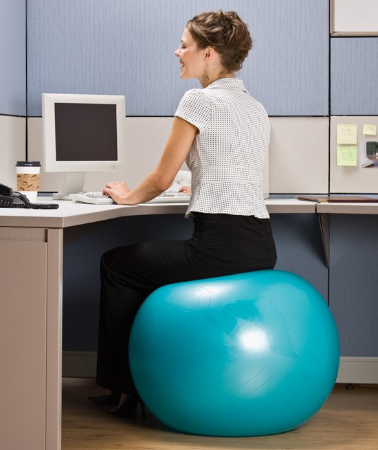 How to Prevent Back Pain From Desk Job - POPSUGAR Fitness