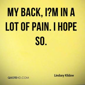 Lindsey Kildow Quotes - QuoteHD