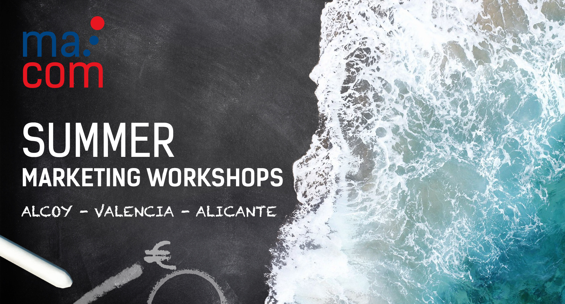 Eventos MACOM UPV: Summer Marketing Workshops - ALICANTE