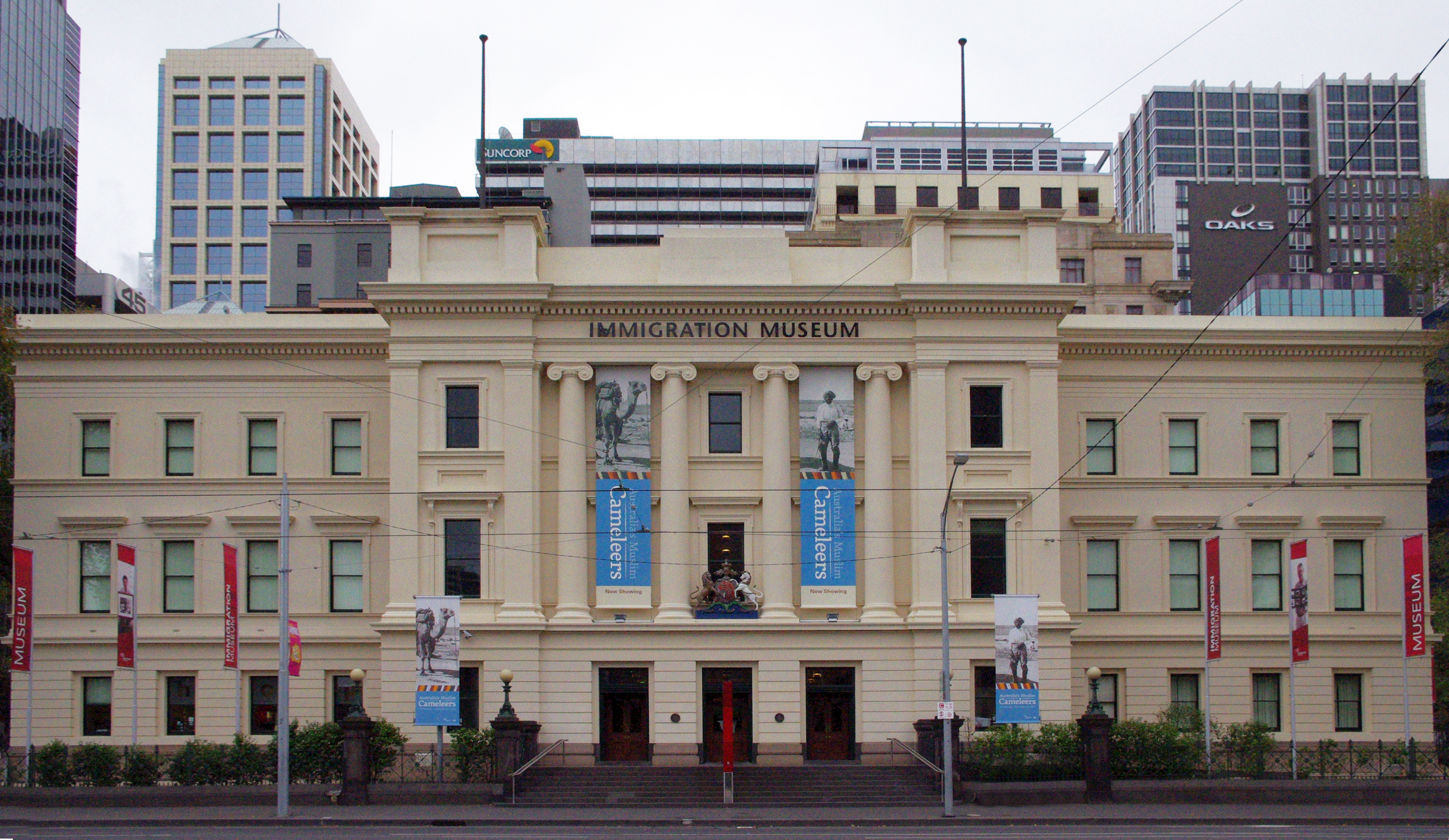 File:Old Customs House Melbourne.jpg - Wikimedia Commons