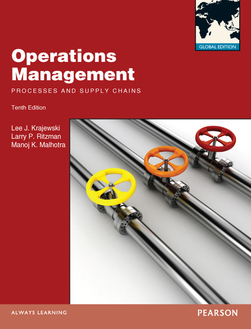... management processes and supply chains global edition 10th edition