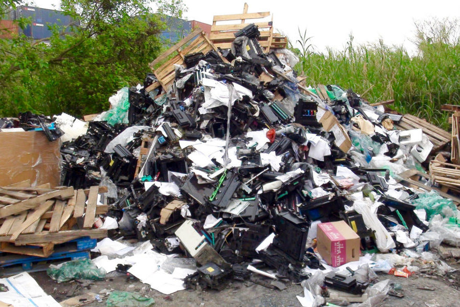 Watchdog group tracks Seattle e-waste to Hong Kong junkyard - The ...