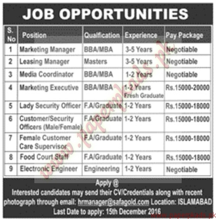 leasing-manager-media-coordinator-marketing-executives-and-other-jobs ...
