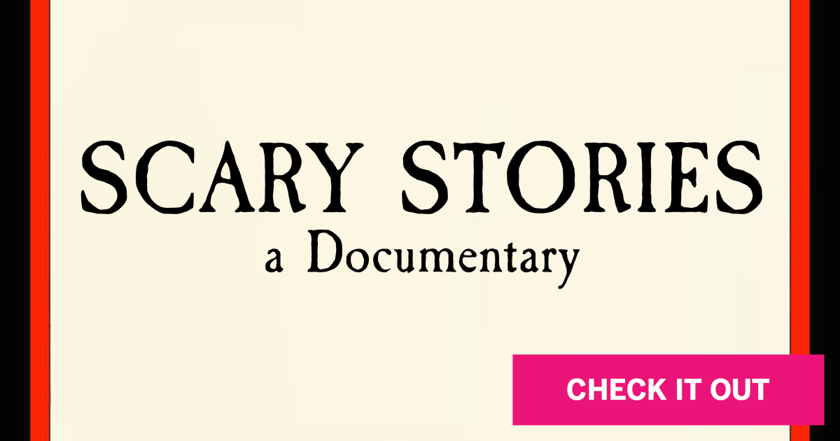 Scary Stories: A Documentary - Indiegogo