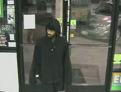 Police release photo of suspected gas station robber - Cincinnati News ...