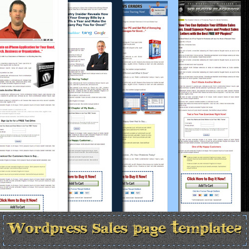 WordPress Sales