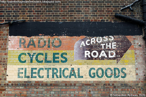 Radio, Cyclces, Electrical Goods