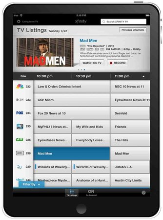 Comcast Cable Tv Guide Listings Schedules Direct 2017